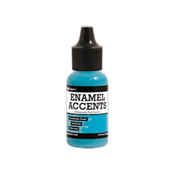 Enamel Accents, 14 ml: Caribbean Coast