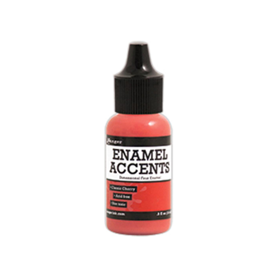 Enamel Accents, 14 ml: Classic Cherry