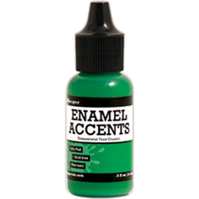Enamel Accents, 14 ml: Lily Pad