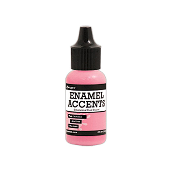 Enamel Accents, 14 ml: Pink Gumball