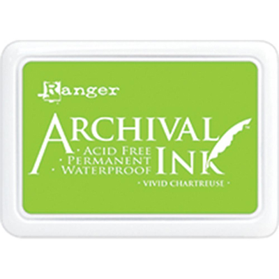Archival Ink: Vivid Chartreuse