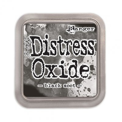 Distress Oxide: Black Soot