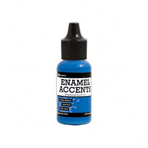 Enamel Accents, 14 ml: Blue Ribbon