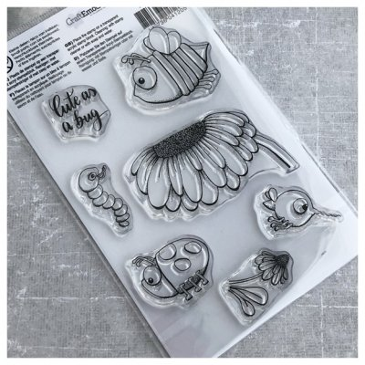CE stamp set: Bugs 1