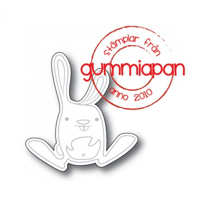 Gummiapan -stanssi: He-Bunny