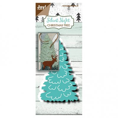 Joy Crafts -stanssi: Christmas tree - kuusi