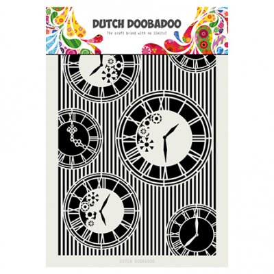 Dutch Doobadoo sabluuna, A4: Clocks