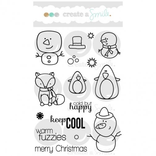 Create A Smile -leimasinsetti: Cool Buddies