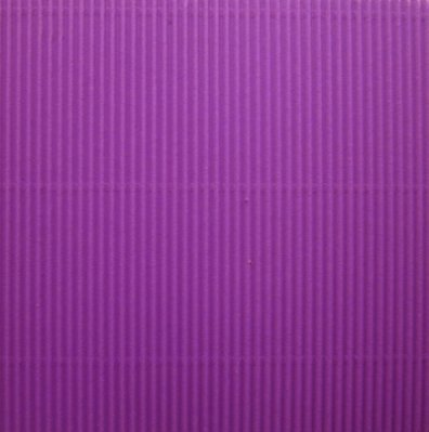"6x6"" corrugated sheet: purple"