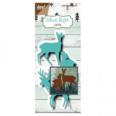 Joy Crafts -stanssit: Deer - peurat