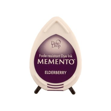 Memento Dew Drop: Elderberry - tumma luumu