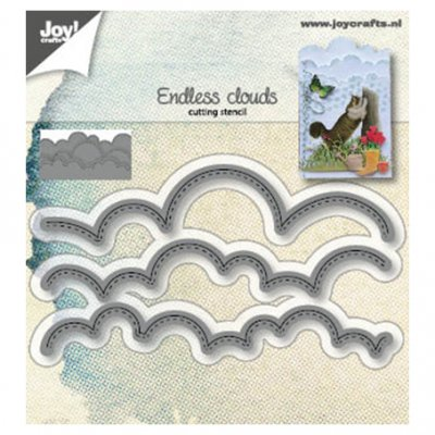 Joy Crafts dies: Endless clouds, stitched