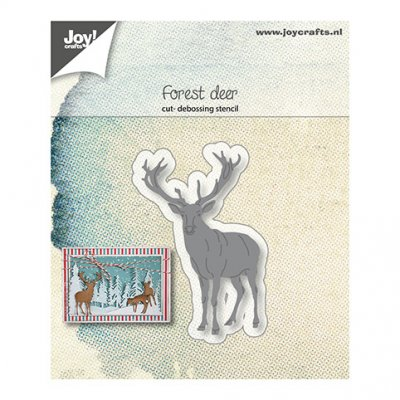 Joy Crafts -stanssi: Forest Deer