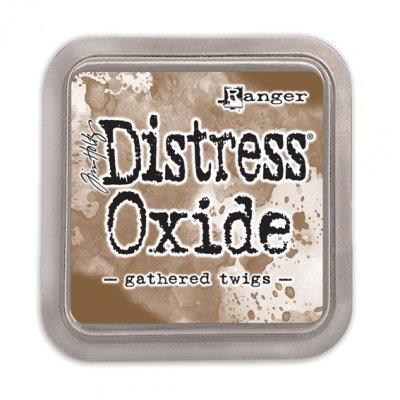 Distress Oxide: Gathered Twigs