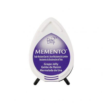 Memento Dew Drop: Grape Jelly - tumma violetti