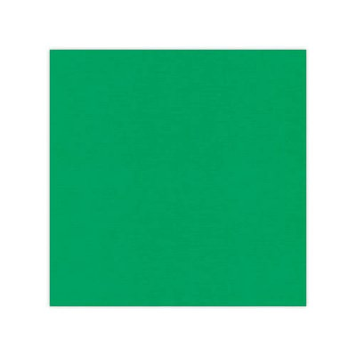 "Card Deco cardstock 12x12"":  bright green"