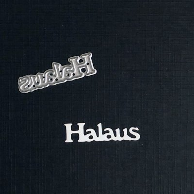 Text die (Finnish): Halaus (hug)