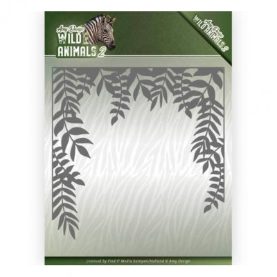 Amy Design -stanssi: Jungle Frame -kehys