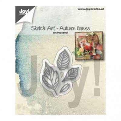 Joy Crafts -stanssit: Autumn leaves - lehdet