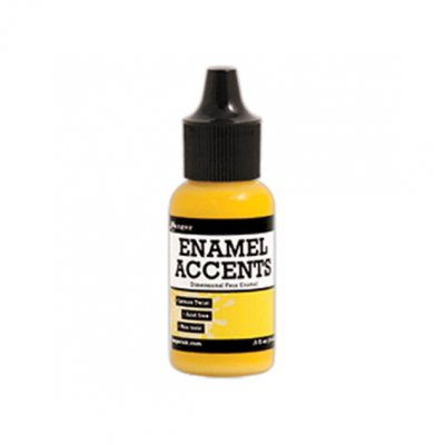 Enamel Accents, 14 ml: Lemon Twist