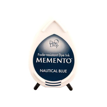 Memento Dew Drop: Nautical Blue - tummansininen
