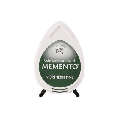 Memento Dew Drop: Northern Pine - tummanvihreä