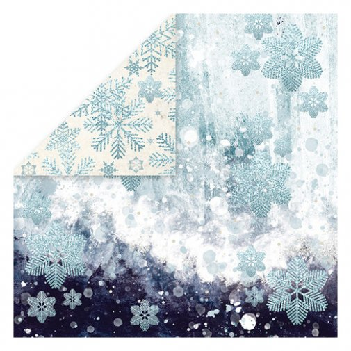 "Craft & You -kuviopaperi 12x12"": North Wind 04"