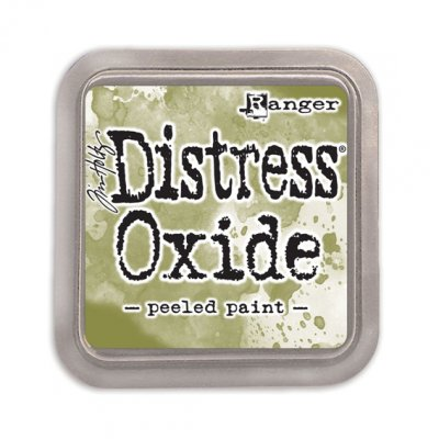 Distress Oxide -mustetyyny: Peeled Paint