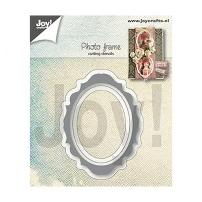 Joy Crafts -stanssit: Photo Frame -kehys