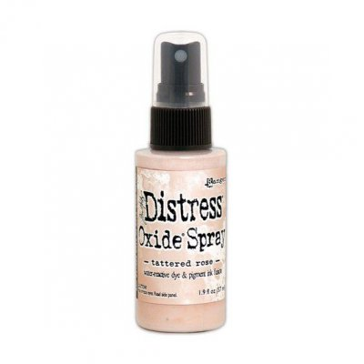 Distress Oxide Spray: Tattered Rose