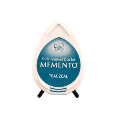 Memento Dew Drop: Teal Zeal - turkoosi