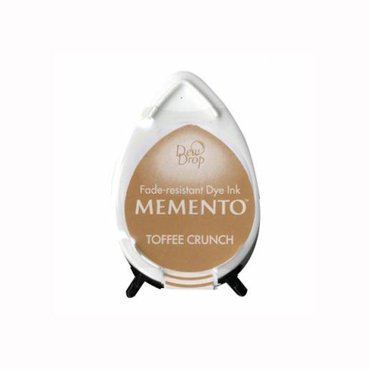 Memento Dew Drop: Toffee Crunch - vaaleanruskea