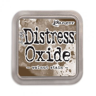 Distress Oxide: Walnut Stain