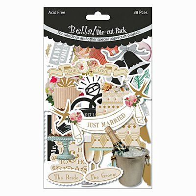 Ruby Rock It -leikekuvat: Wedding foil, 38 kpl