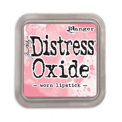 Distress Oxide: Worn Lipstick